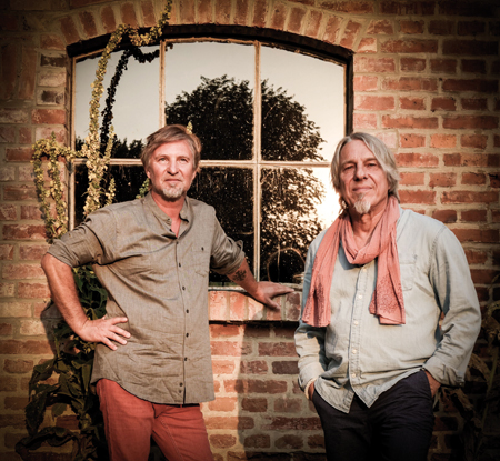 Dirk Zöllner und André Gensicke als Duo Infernale
